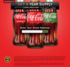 Year Supply of Coke