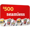 $500 Seamless Gift Card