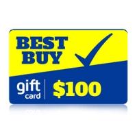 $100 BestBuy Gift Card