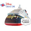 $1000 Disney Cruise Line Gift Card