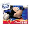 Disney Resort Ticket