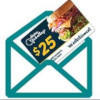 Receive a FREE $25 Giftcard When you try Shipt for 30 days!