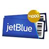 2 jetBlue Tickets