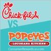 Popeyes vs Chik-fil-A