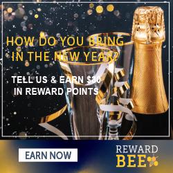 Reward Bee Holiday Survey