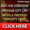 Christmas Visa